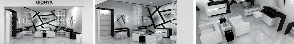 Bionyx store design
