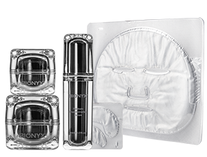 Bionyx Platinum Transformative Collection + Platinum Facial & Eye Mask Routine