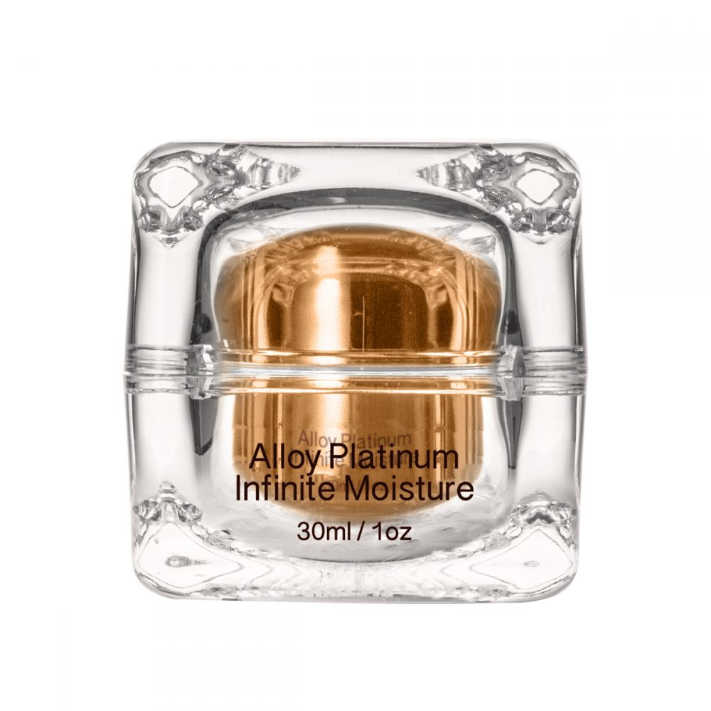 Alloy Platinum Infinite Moisture back