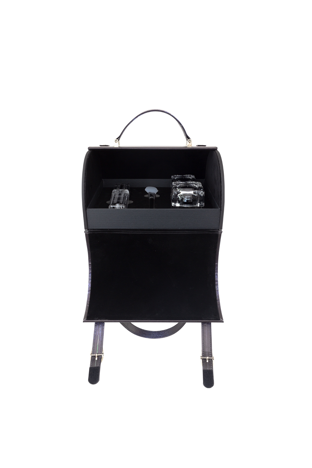 Bionyx Transformative Limited Edition Mini Suitcase Open