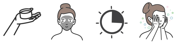 Biolift Platinum Elasticity Mask Icons
