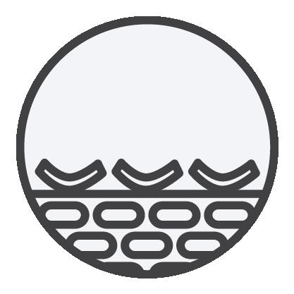 Dry Skin Icon
