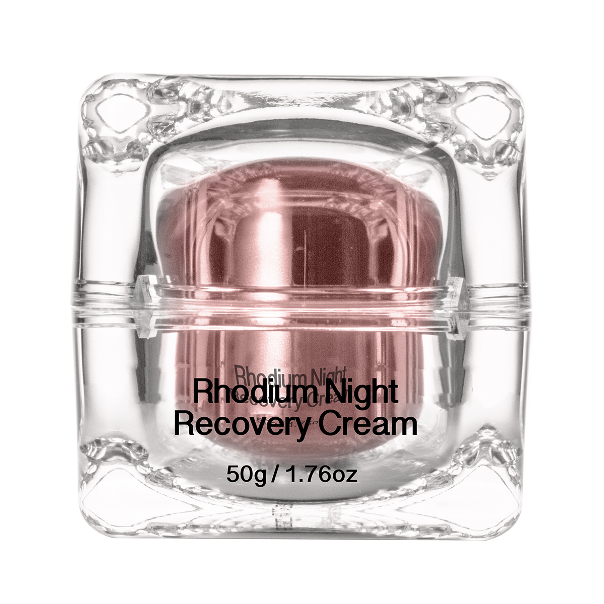 Rhodium Night Recovery Cream