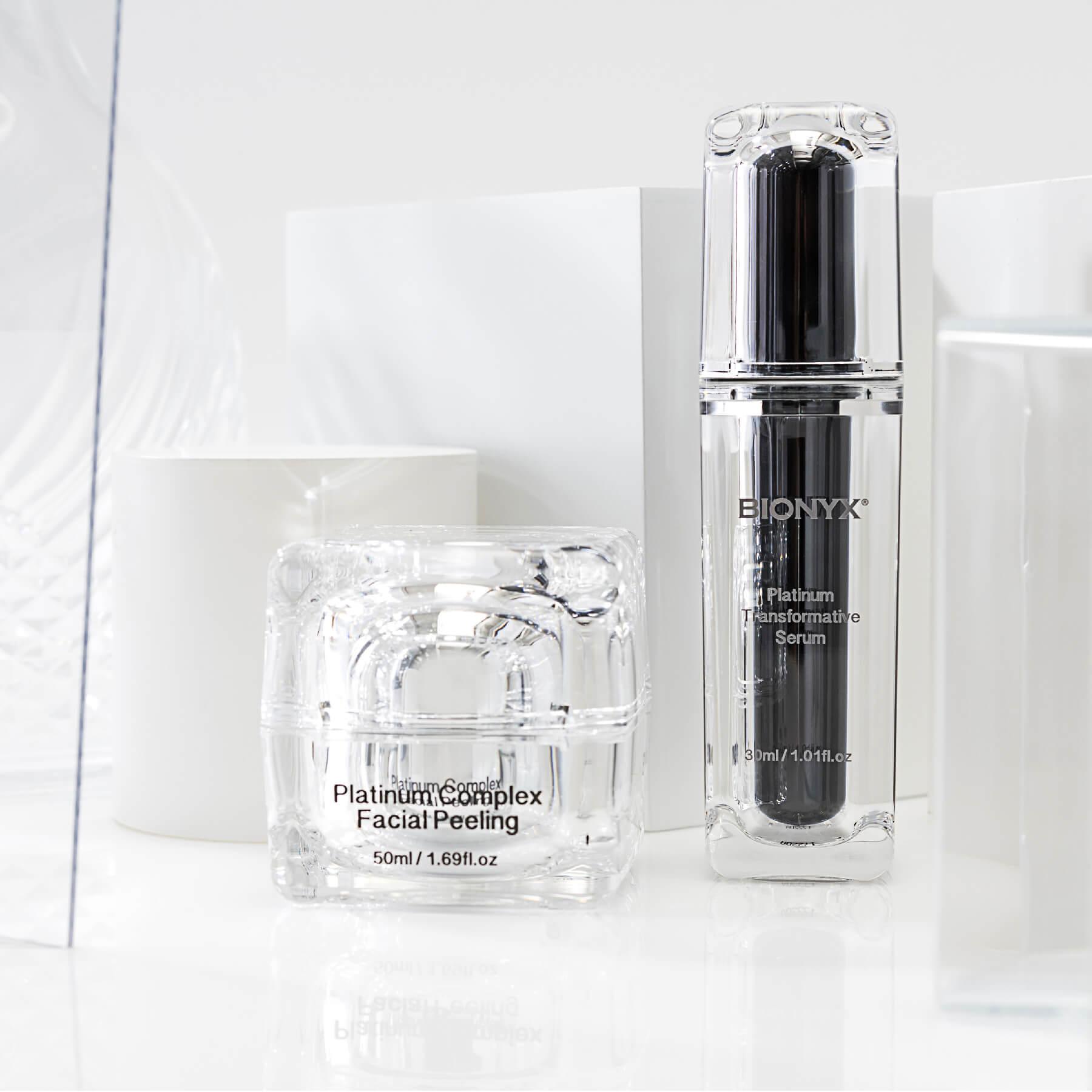 Bionyx platinum skincare products